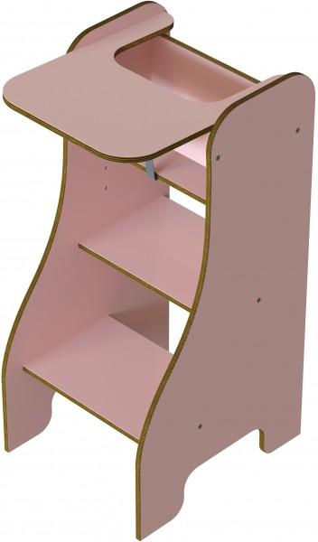Stauf Tower 2.0 (Pastellrosa)