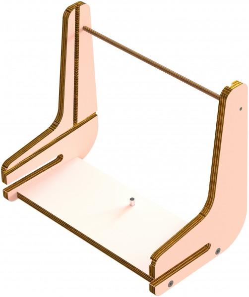 Mini Tower (Pastellrosa)